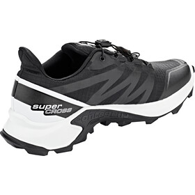 Salomon Supercross Zapatillas Hombre, black white black